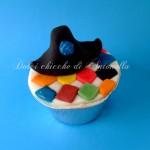 Arlecchino Cupcake