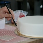 Corso Cake Design Sassuolo 5 feb 2012 - corsisti al lavoro 3