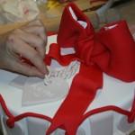 Corso Cake Design Sassuolo 5 feb - il fiocco