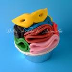 Ruffles Cupcake
