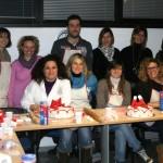 foto di gruppo Corso Cake Design
