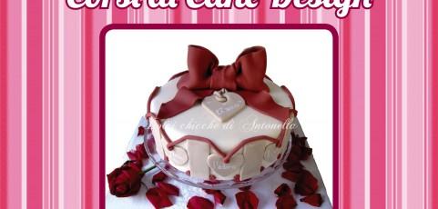 1° Corso di Cake Design A Sassuolo – tema S.Valentino