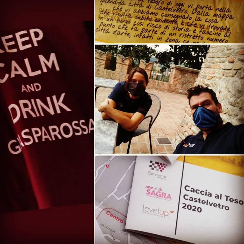 CACCIA AL TESORO - CASTELVETRO - Modena
